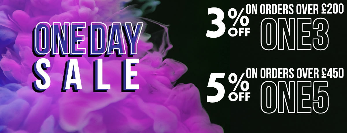 SALE - One Day Sale
