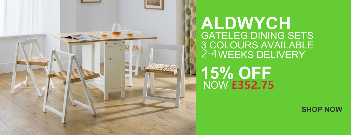 HOMEPAGE - Aldwych Gateleg Tables