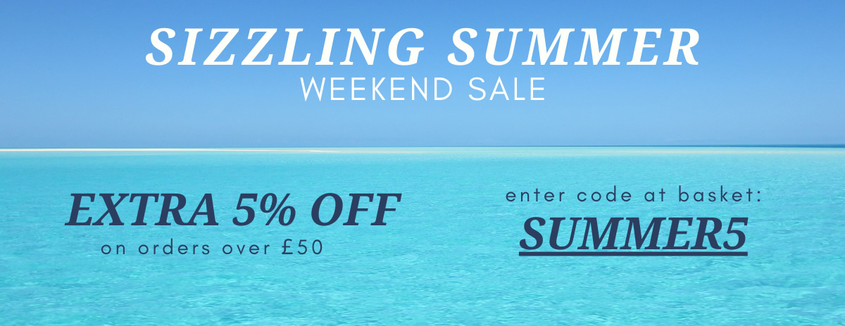 SALE - Sizzling Summer