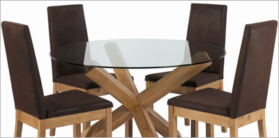 Felix Round Dining Table