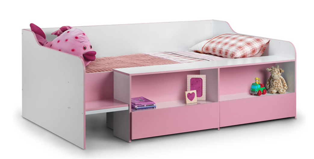 Kids Storage Bed
