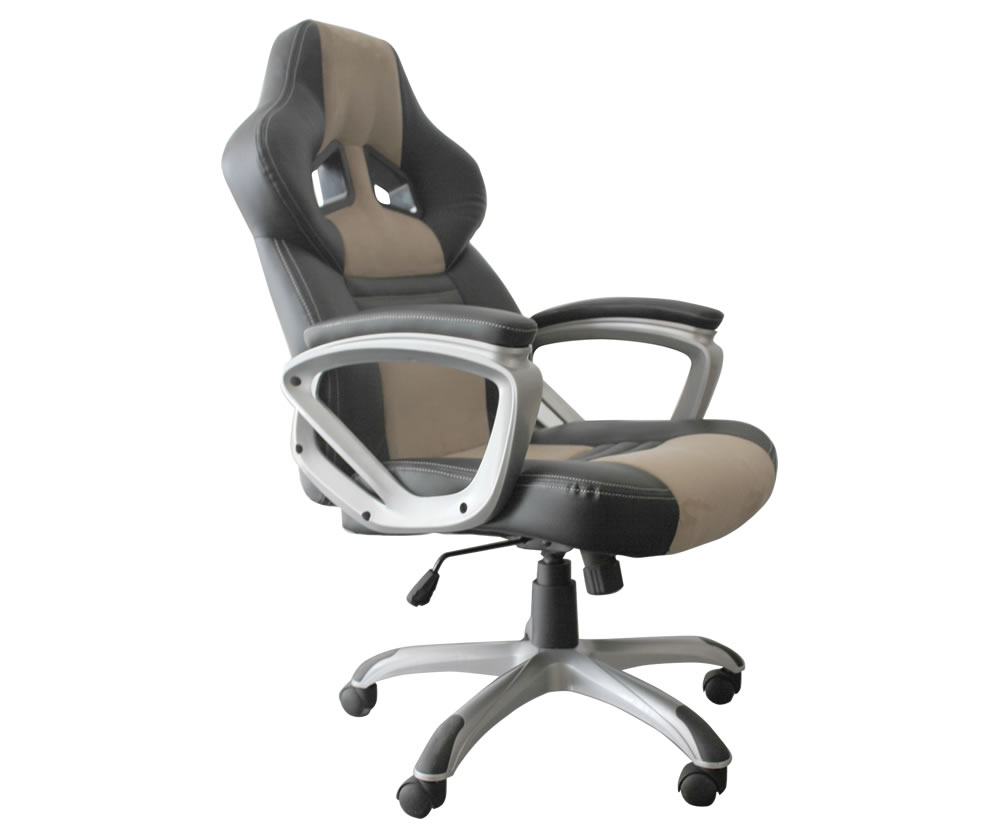 southaven faux leather office chair