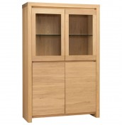 Wareham Oak Display Unit