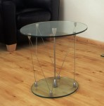 Darlington Round Lamp Table