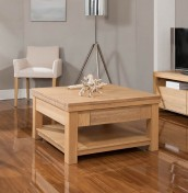 Wareham Oak Coffee Table