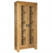 Rosario Oak 2 Door Display Unit