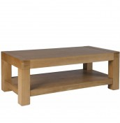 Rosario Oak Coffee Table