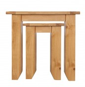 Gatsby Oak Nest of Tables
