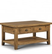 Southsea Antique Pine Coffee Table