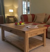 Montreux Solid Oak Coffee Table