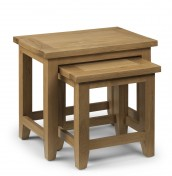 Dexter Oak Nest of Tables