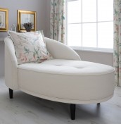 Sion Upholstered Chaise Longue