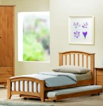 Elle Wooden Guest Bed