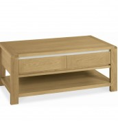 Petra Oak Coffee Table