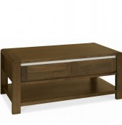 Petra Walnut Coffee Table