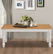 Marigold Two-Tone Coffee Table