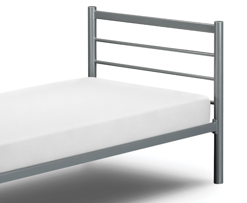 Metal Frame Toddler Bed