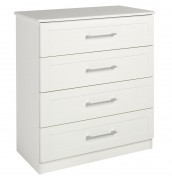 Marcello Cream 4 Drawer Chest