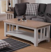 Everette Two-Tone Coffee Table
