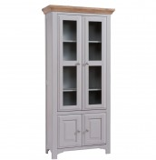 Everette Two-Tone Display Unit