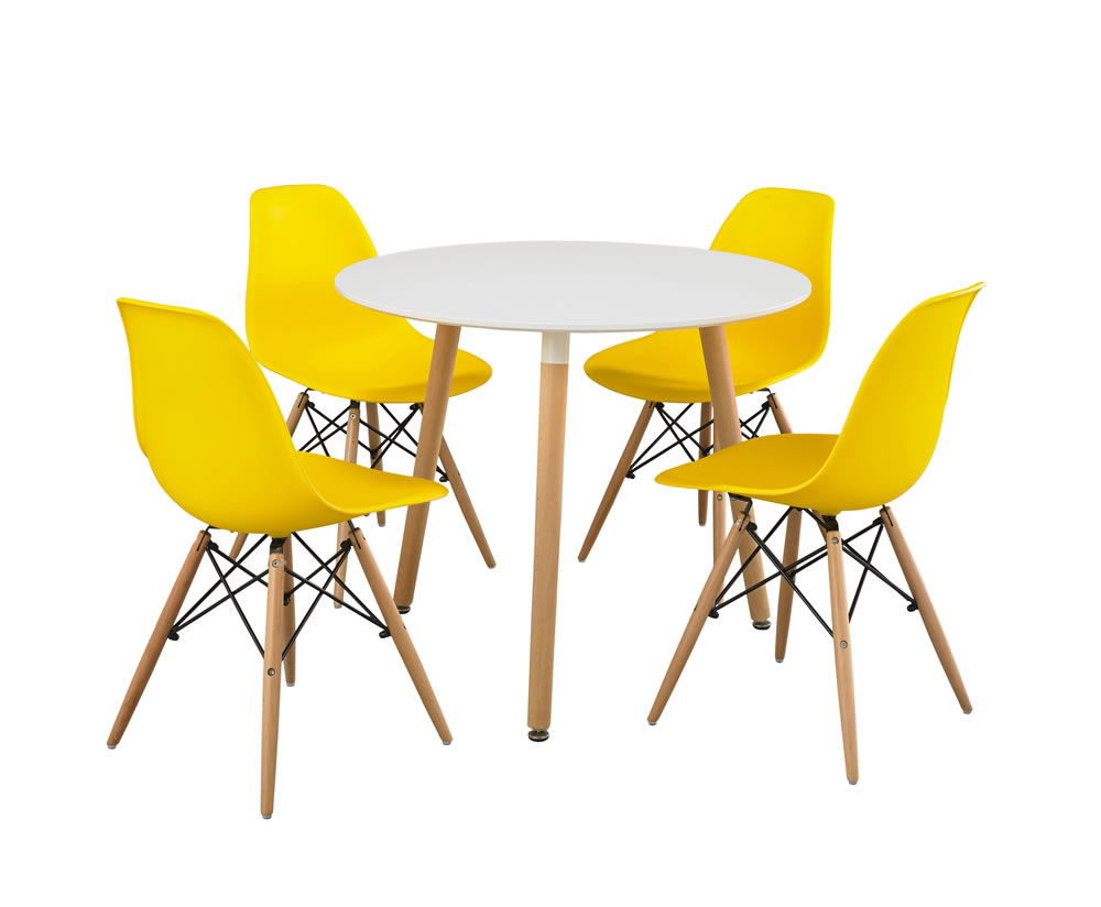 Yellow Dining Chairs Furniture Sale Direct : 120241 from furnituresaledirect.co.uk size 1000 x 824 jpeg 63kB