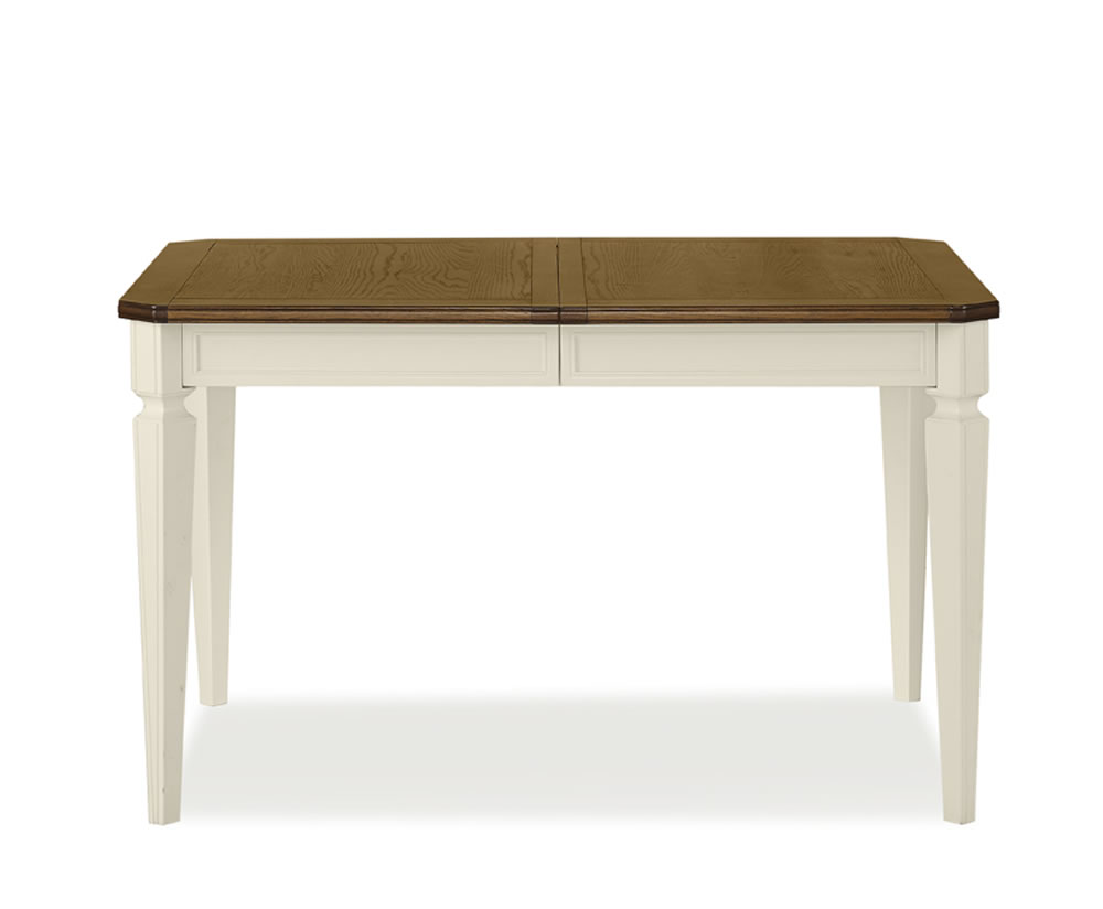 Sophia Two Tone Small Extending Dining Table