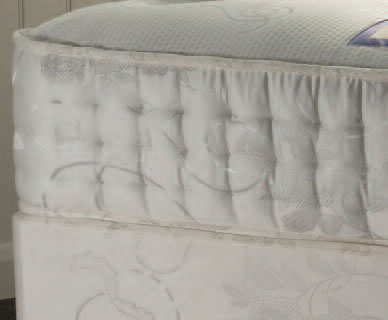 Lewis Orthopaedic Memory Foam Mattress