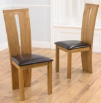 Idaho Oak Dining Chairs