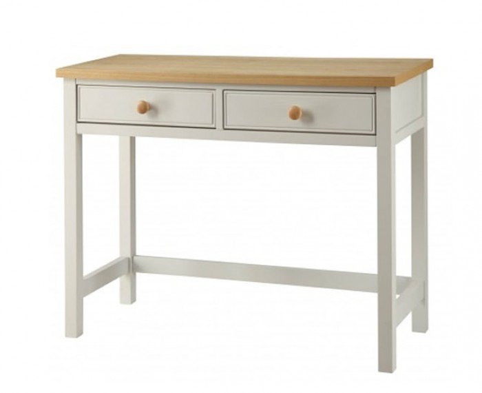 Dove Grey and Ash Dressing Table