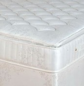 Pillow Comfort Open Coil Mattress