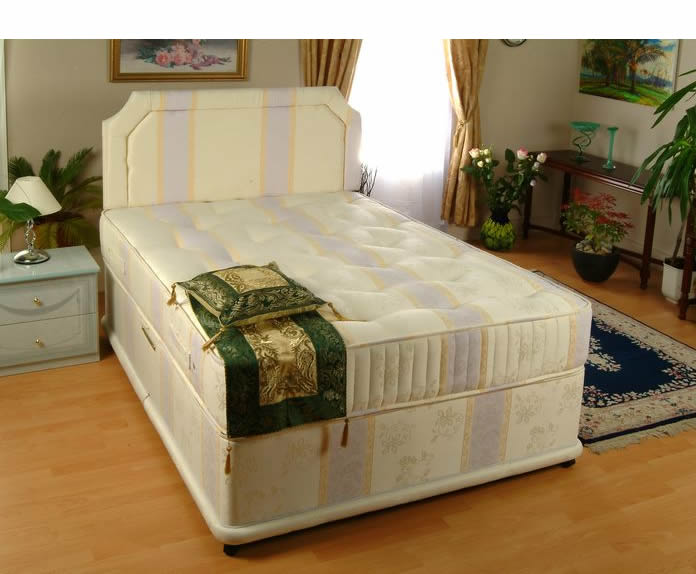 Deluxe Super Ortho Divan Bed Set
