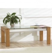 Lucera Oak Coffee Table