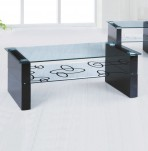 Sienna Glass Coffee Table