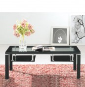 Ebony Glass Coffee Table