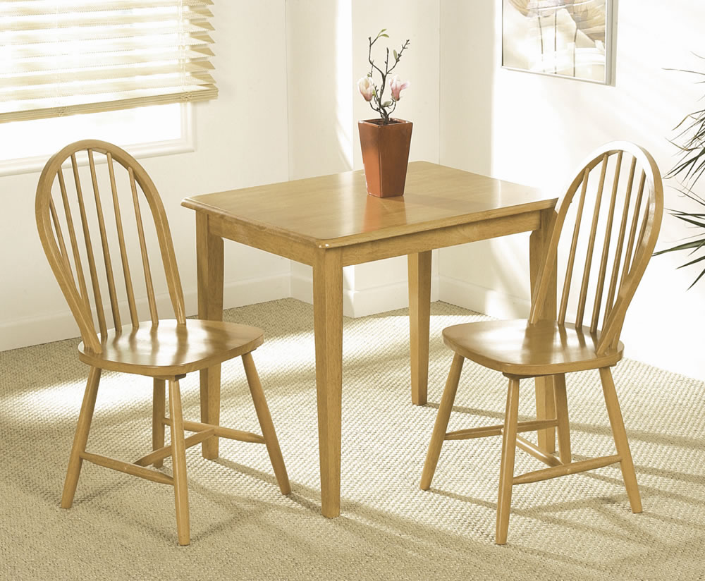 Hullbridge Honey Breakfast Table And Chairs