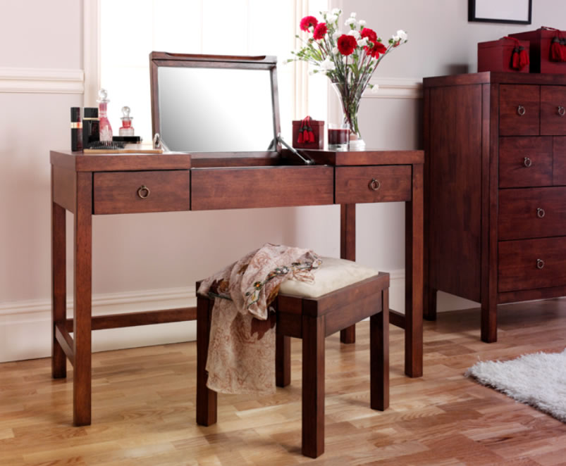 Miller Oak Dressing Table UK Delivery