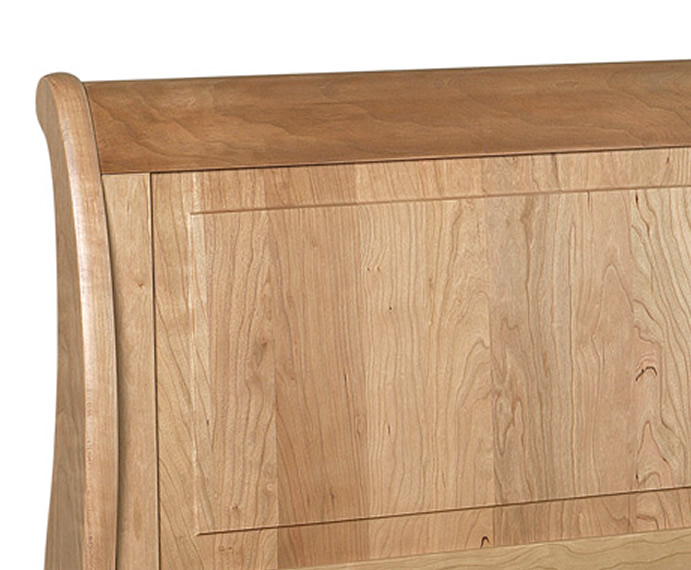 Sidmouth Panelled Wooden Headboard