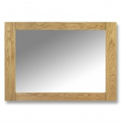 Lyndhurst Oak Wall Mirror