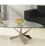 Mystique Glass Coffee Table