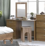Alive Walnut Dressing Table