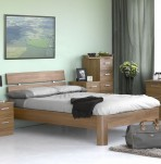 Alive Walnut Bed Frame