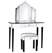 Gabriella Mirrored Dressing Table