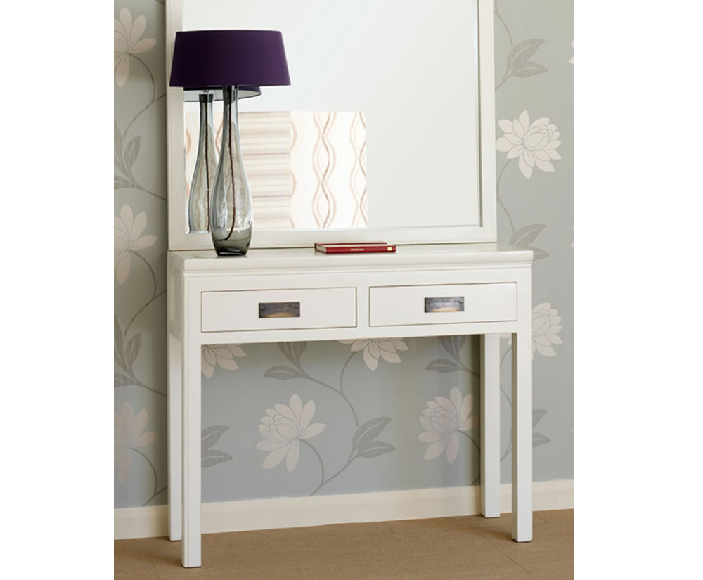 Small Narrow Console Table white hallway console table details about white hall table console