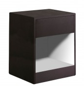 Star Upholstered Bedside Table