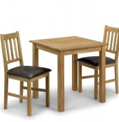 Belstone Square Oak Kitchen Set