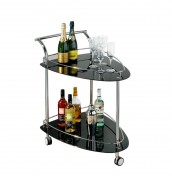 Triangular Drinks Trolley