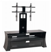 Reggio Black TV Unit