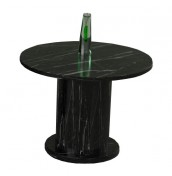 Severo Marble Lamp Table