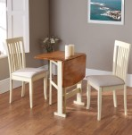 Weald Buttermilk Gateleg Table