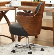 Penzance Walnut Executive Chair